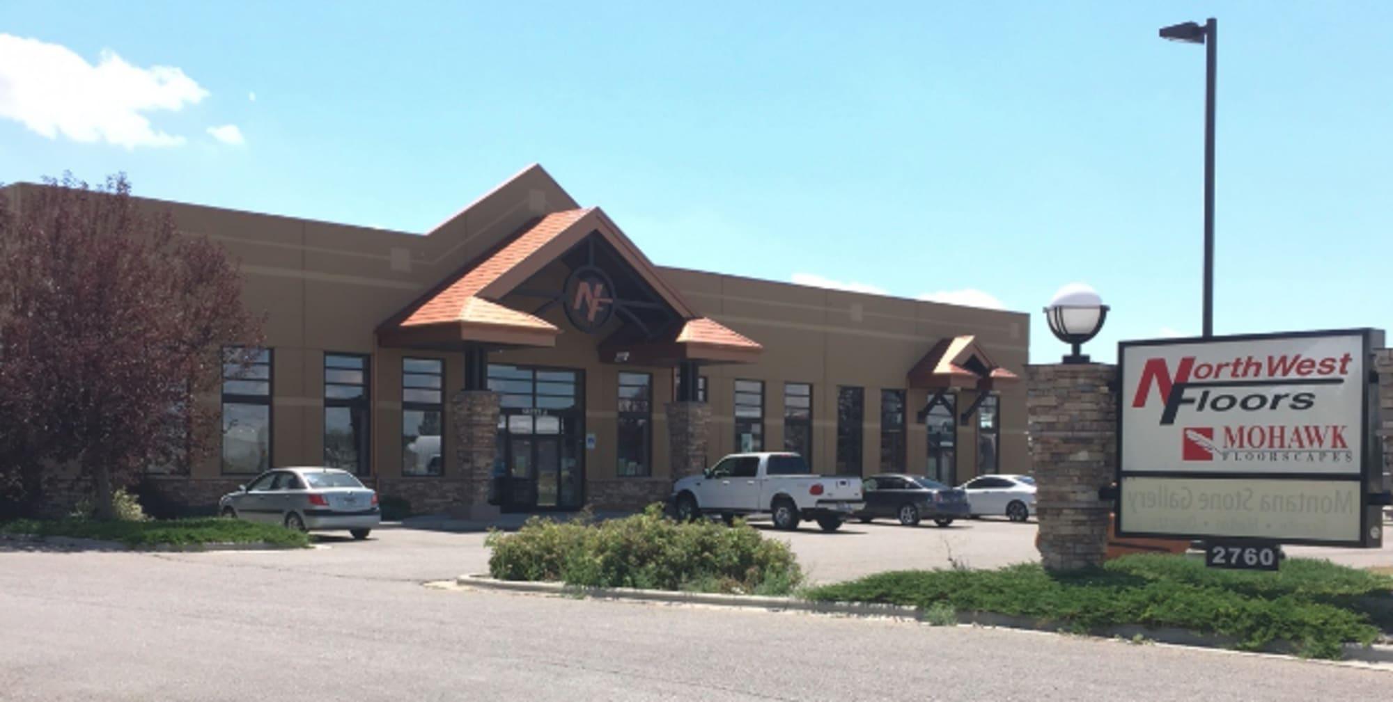 Northwest Floors - 2760 Gabel Rd Billings, MT 59102