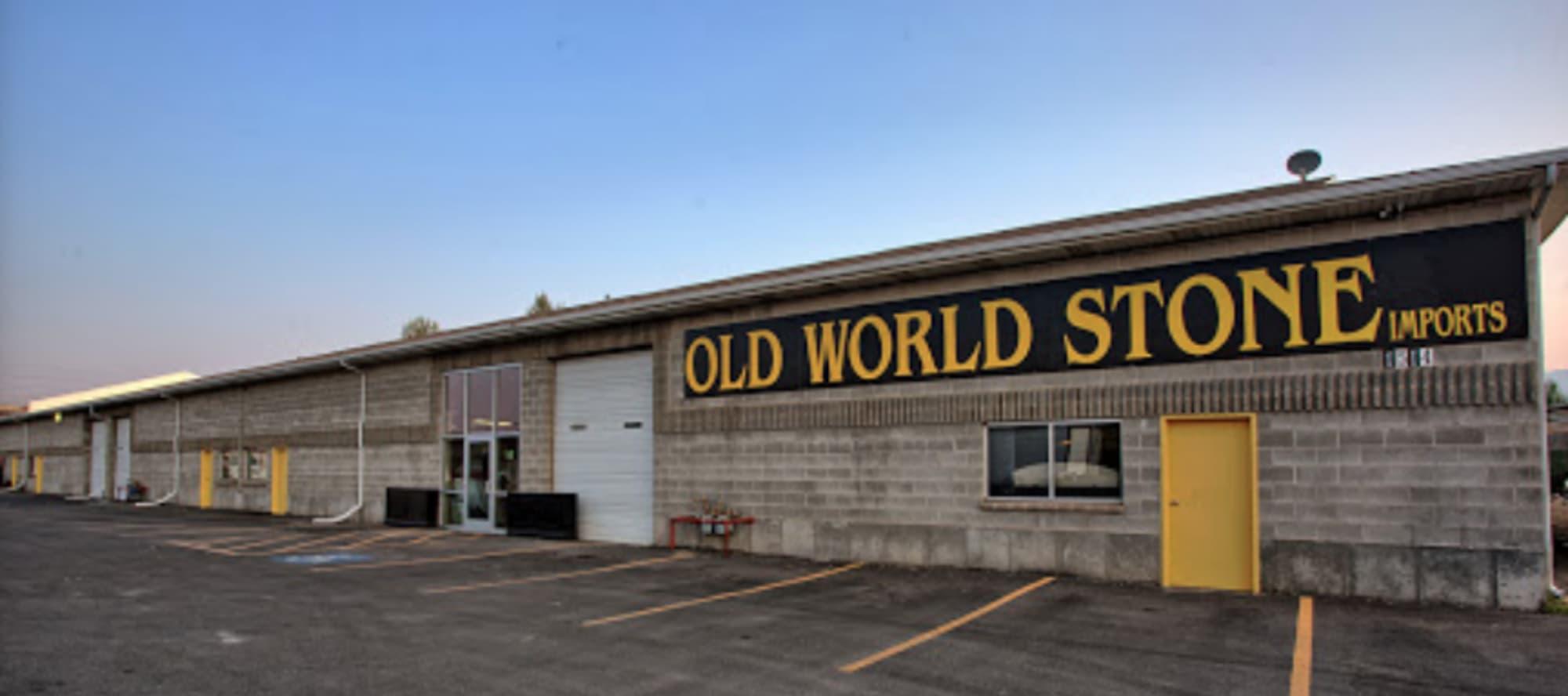 Old World Stone Imports LLC - 1514 400 S #1 Orem, UT 84058