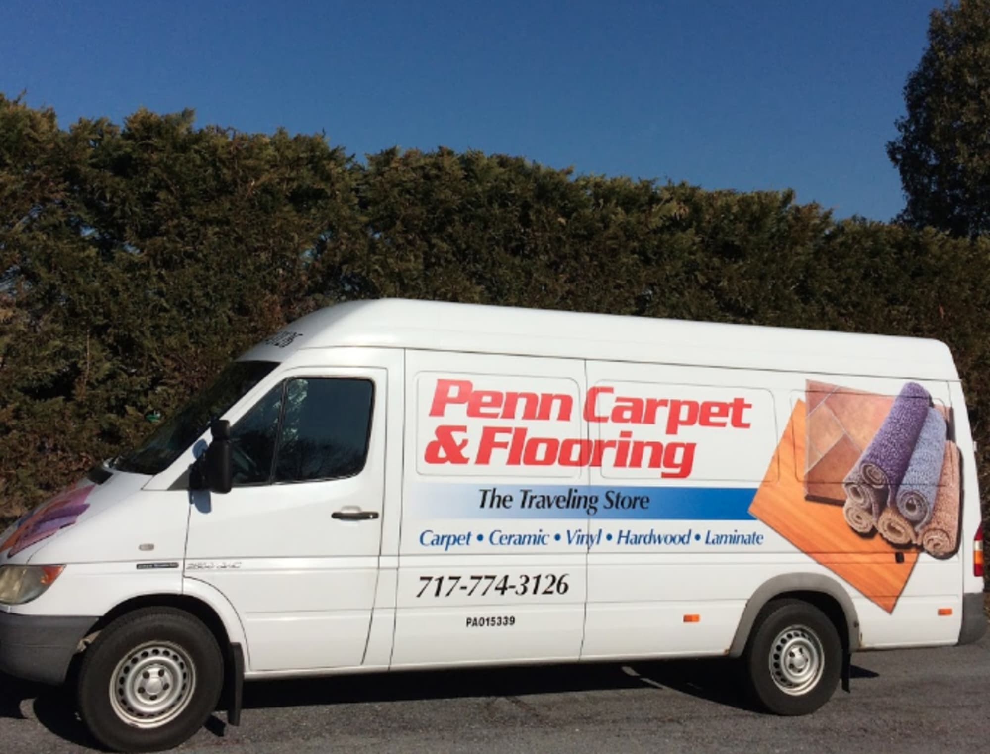 Penn Carpet and Flooring - 68 Springers Ln New Cumberland, PA 17070