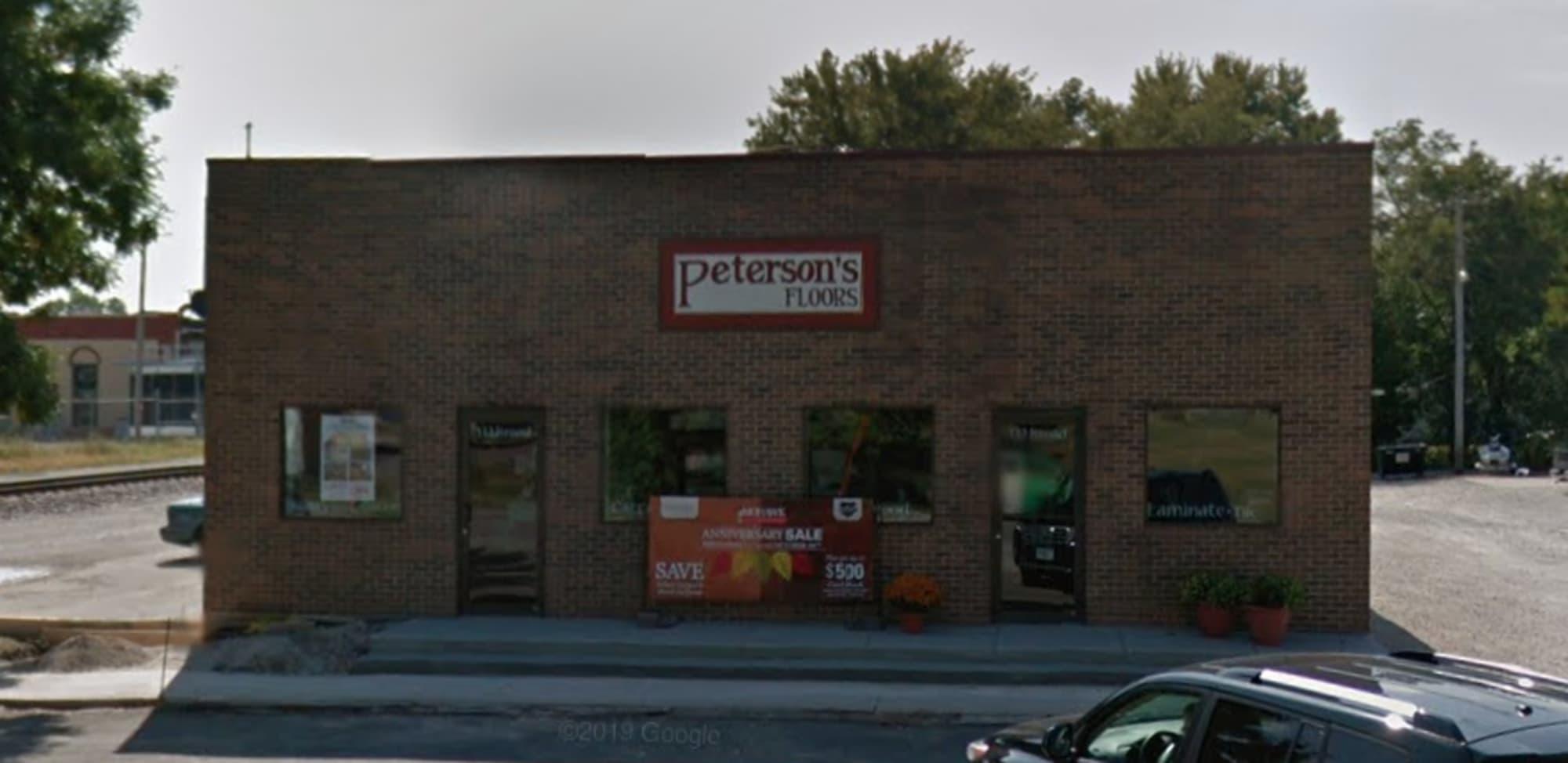 Peterson's Floors - 132 Broad St Story City, IA 50248