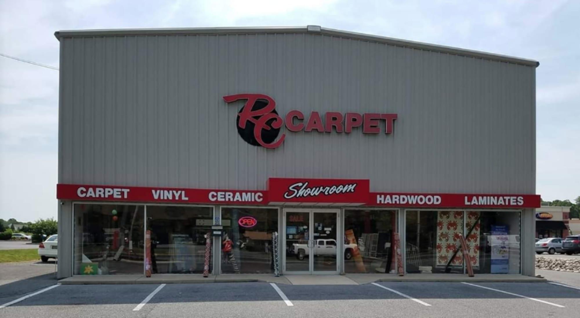 R.C. Carpet Outlet  - 25609 John J Williams Hwy Millsboro, DE 19966