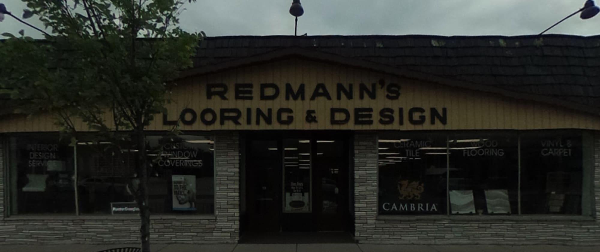 Redmann's Flooring & Design - 334 E Main St Anoka, MN 55303