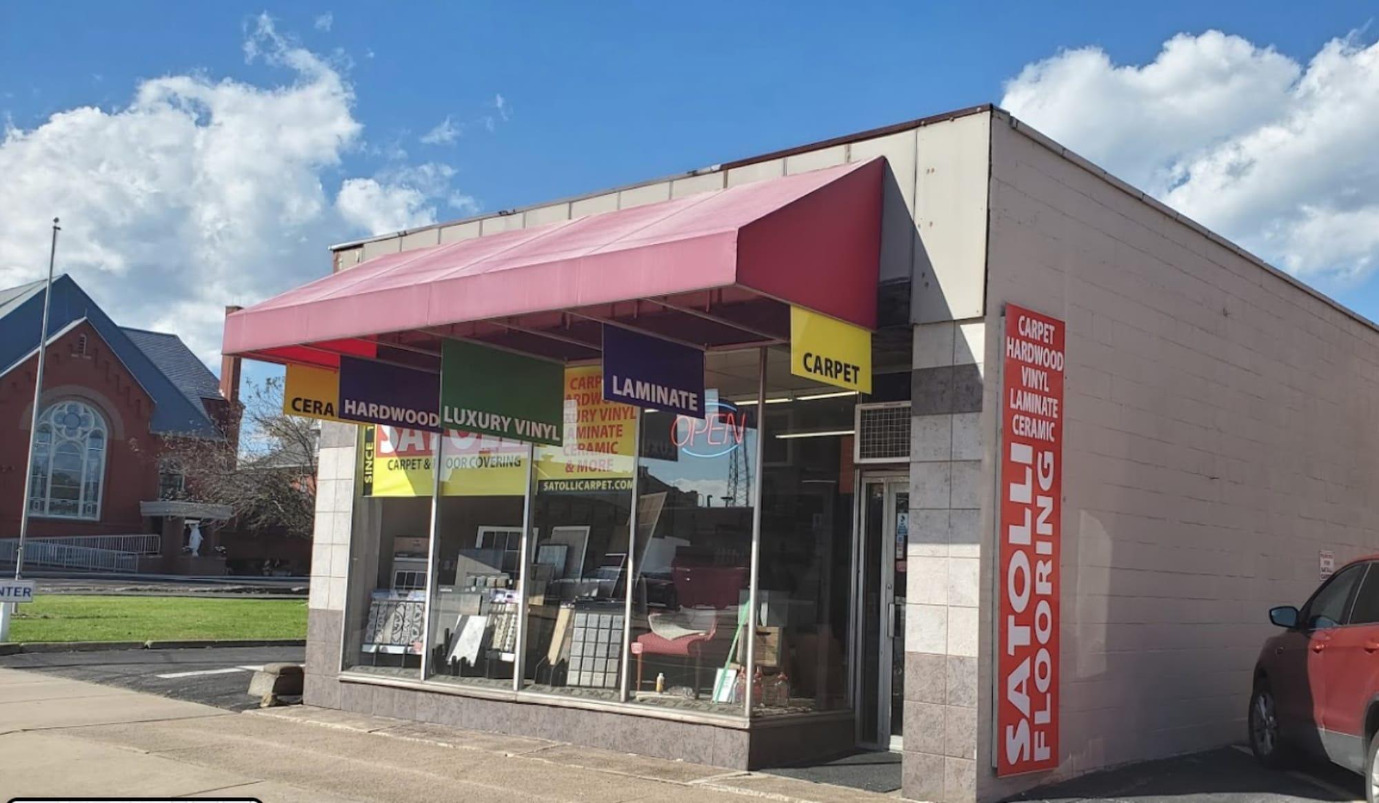Satolli Carpet & Floor Covering - 361 High St NE Warren, OH 44481
