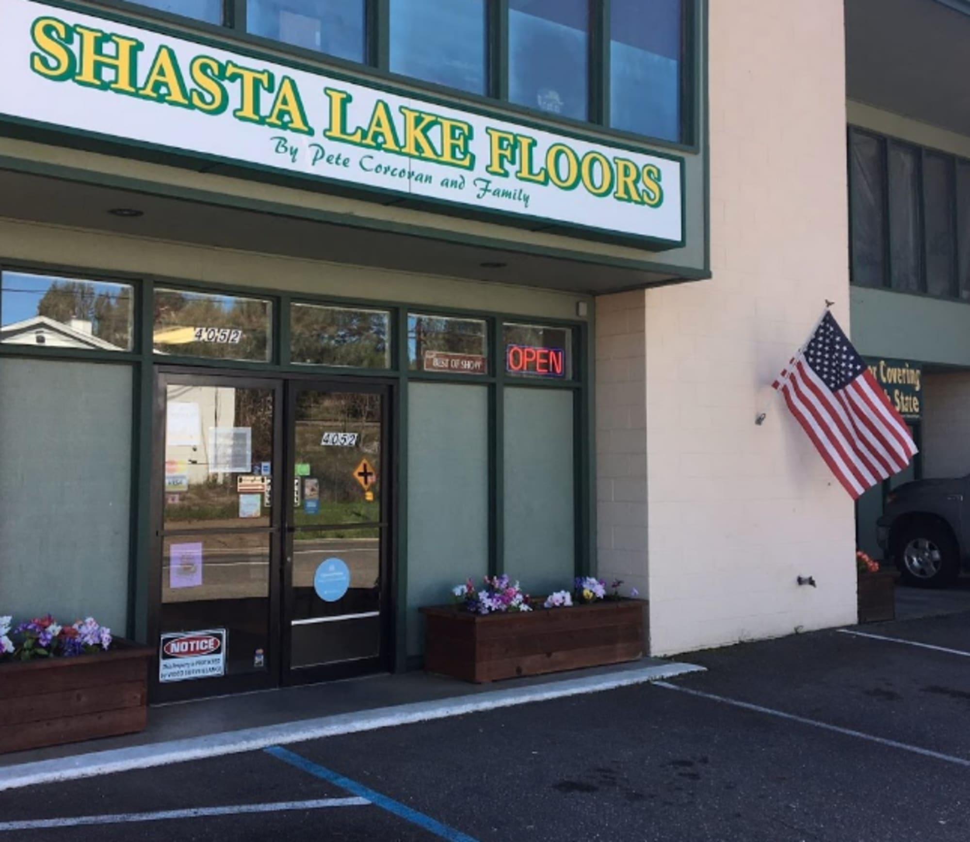 Shasta Lake Floors - 4052 Shasta Dam Blvd Shasta Lake, CA 96019