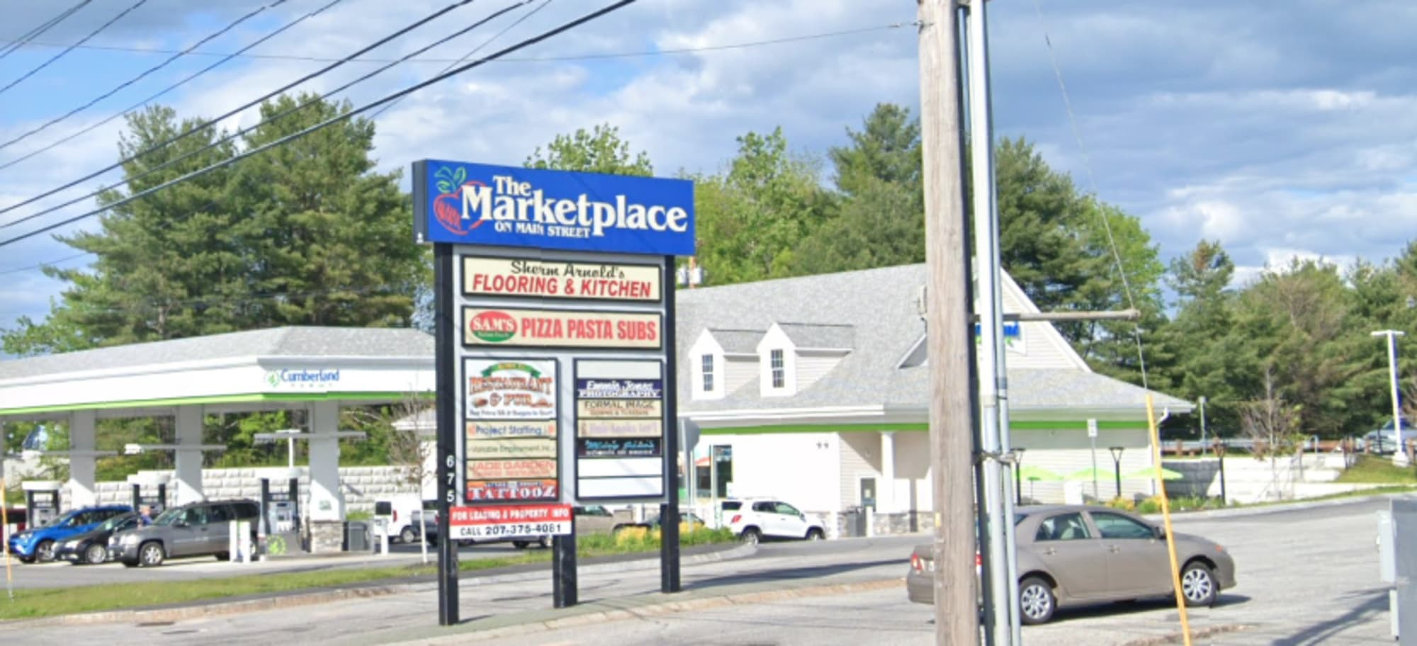 Sherm Arnolds Flooring and Kitchen - 675 Main St Lewiston, ME 04240
