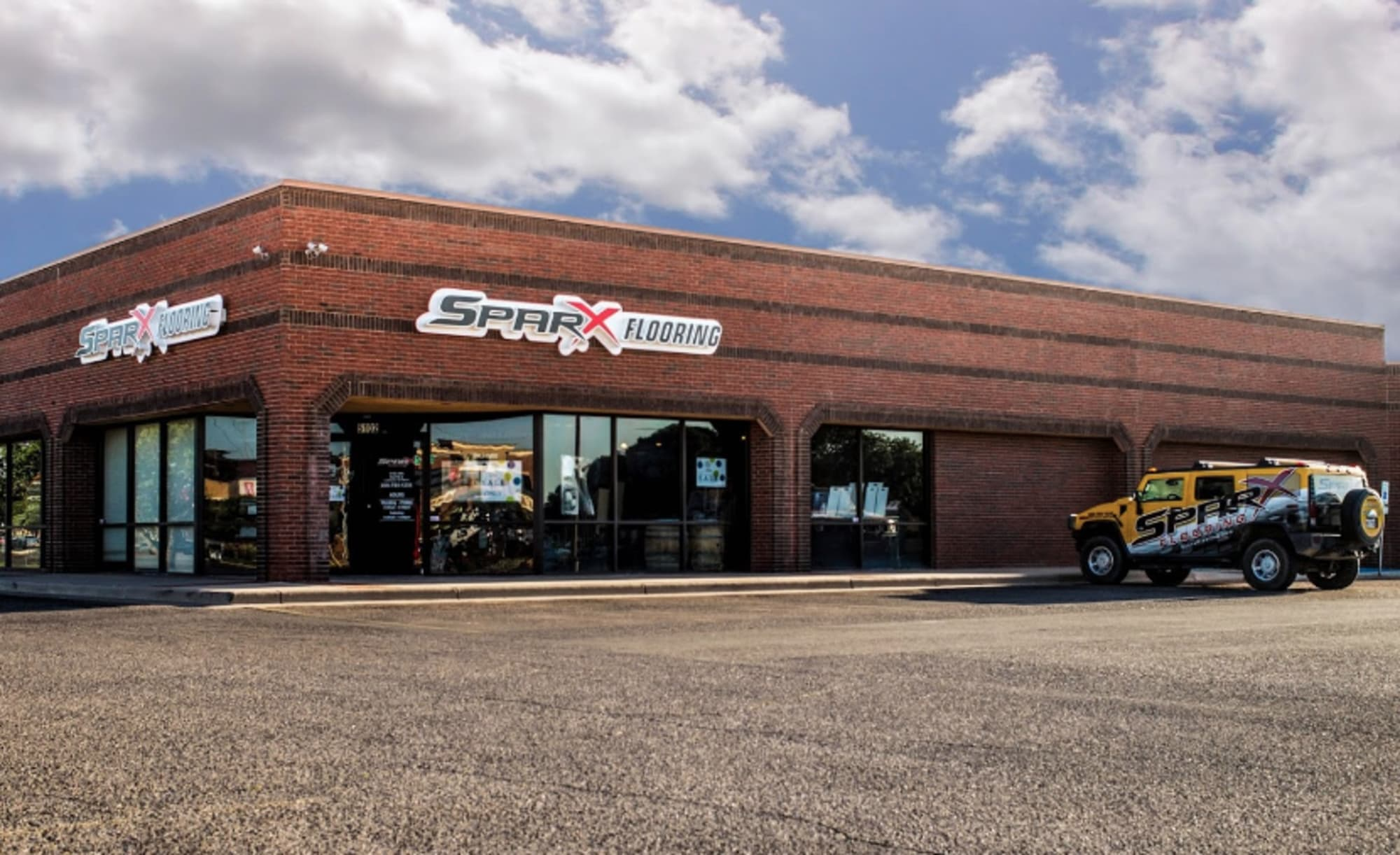 Sparx Flooring - 5102 60th St Lubbock, TX 79414