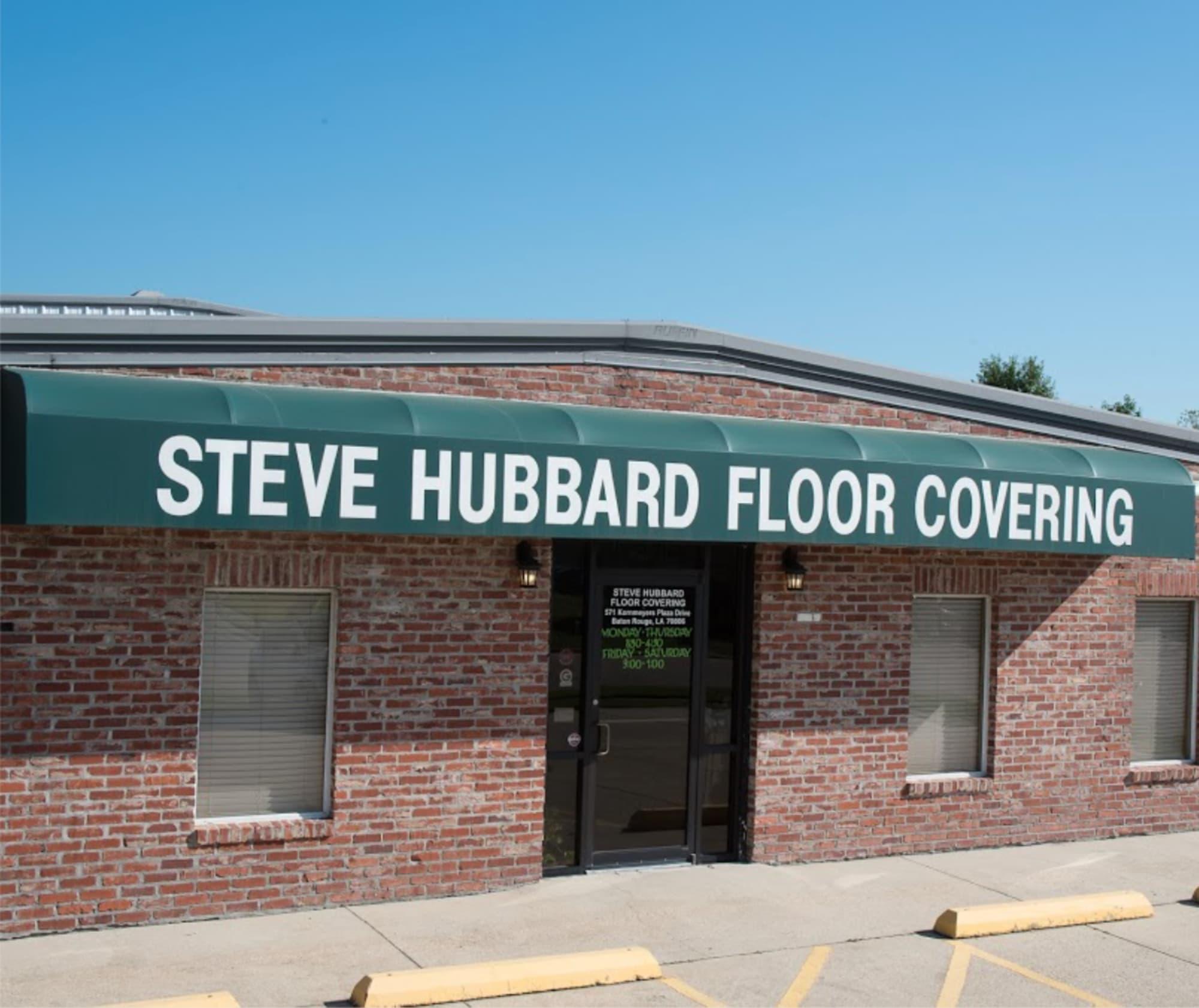 Steve Hubbard Floor Covering - 571 Kornmeyer Plaza Dr Baton Rouge, LA 70806