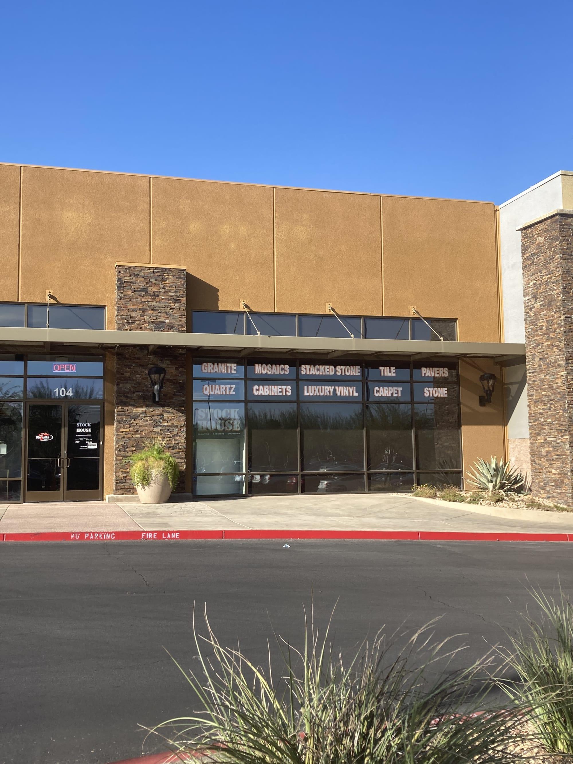 Stock House - 7280 Arroyo Crossing Pkwy #104 Las Vegas, NV 89113