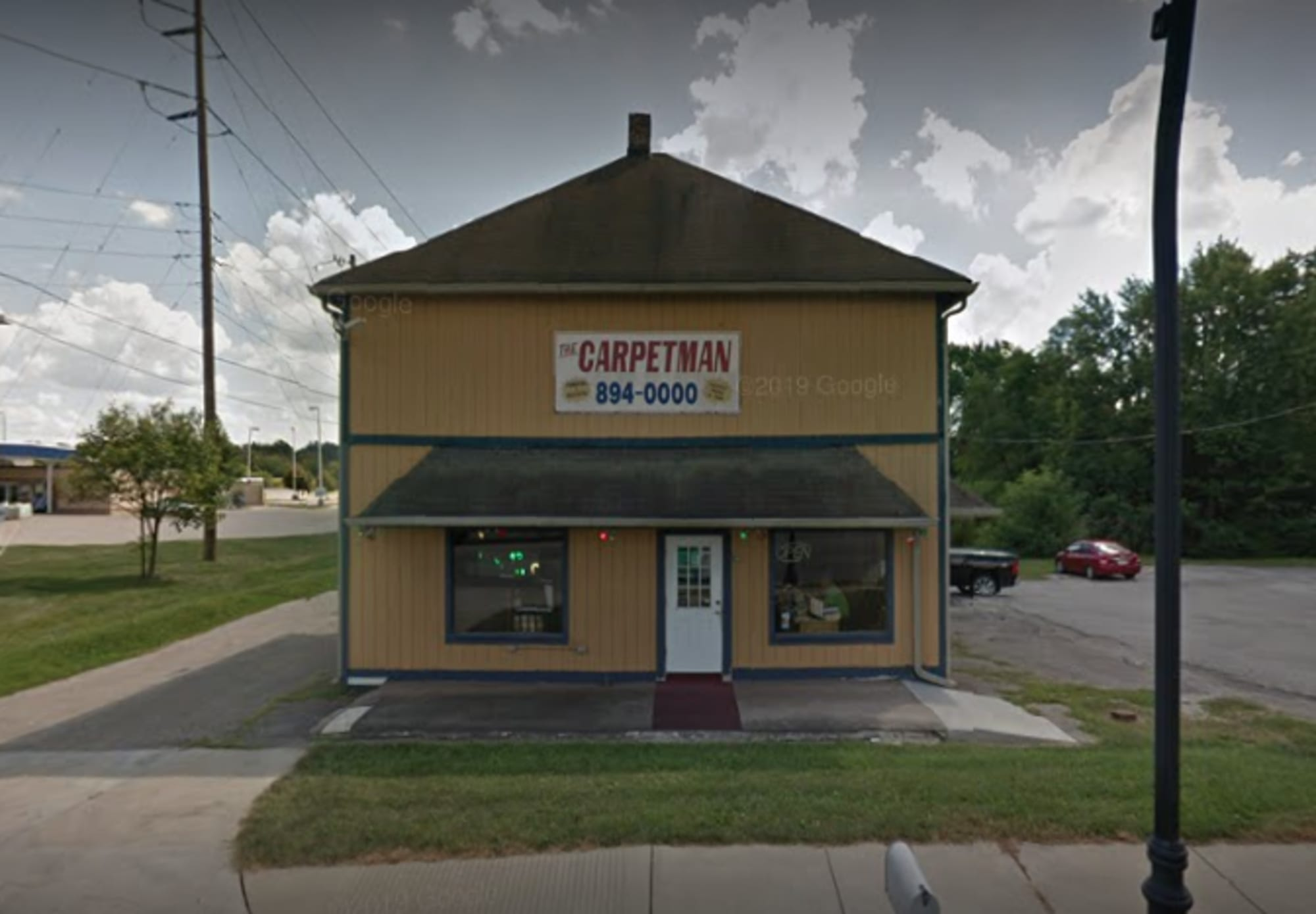 The Carpet Man Indy  - 11209 E Washington St Indianapolis, IN 46229