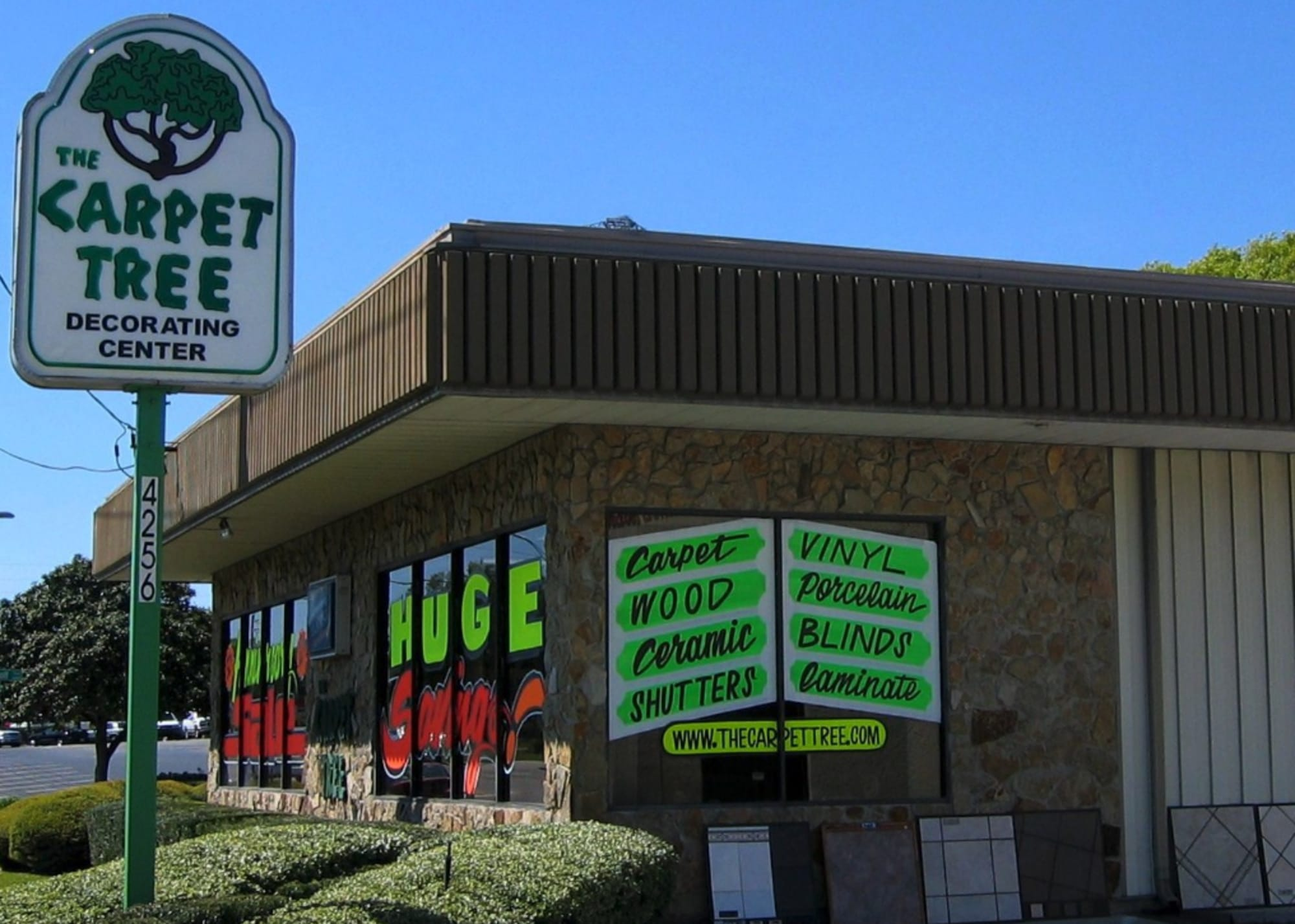 The Carpet Tree, Inc. - 4245 Blanding Blvd Jacksonville, FL 32210
