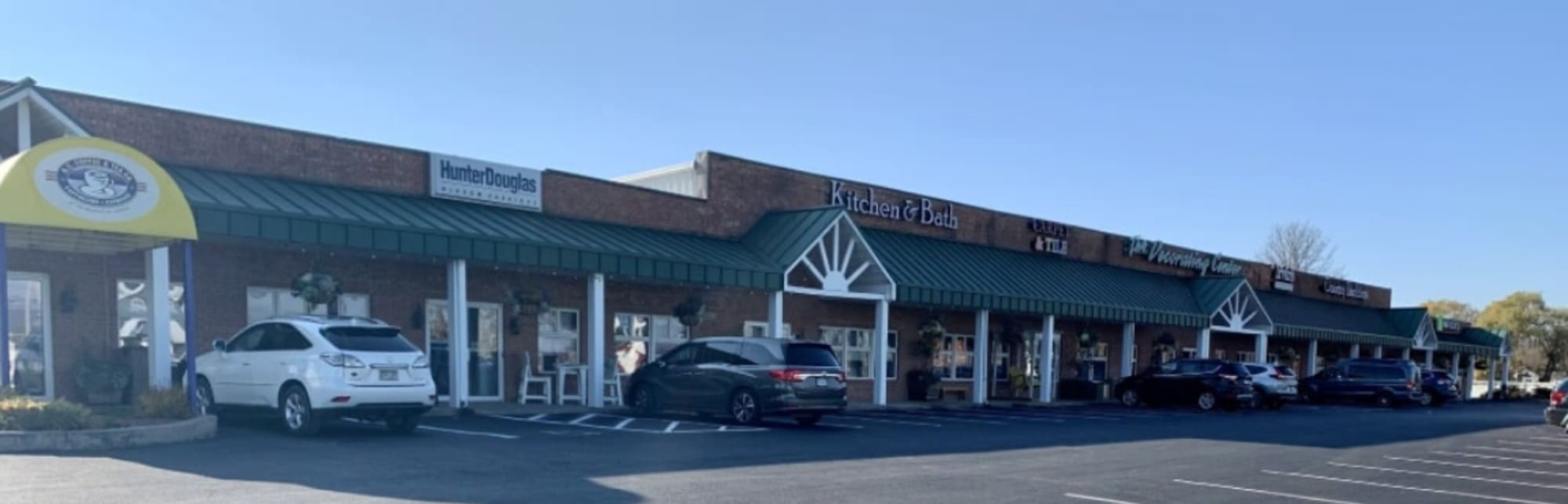 The Decorating Center, Inc. - 3 Cedar Green Center Mifflinburg, PA 17844