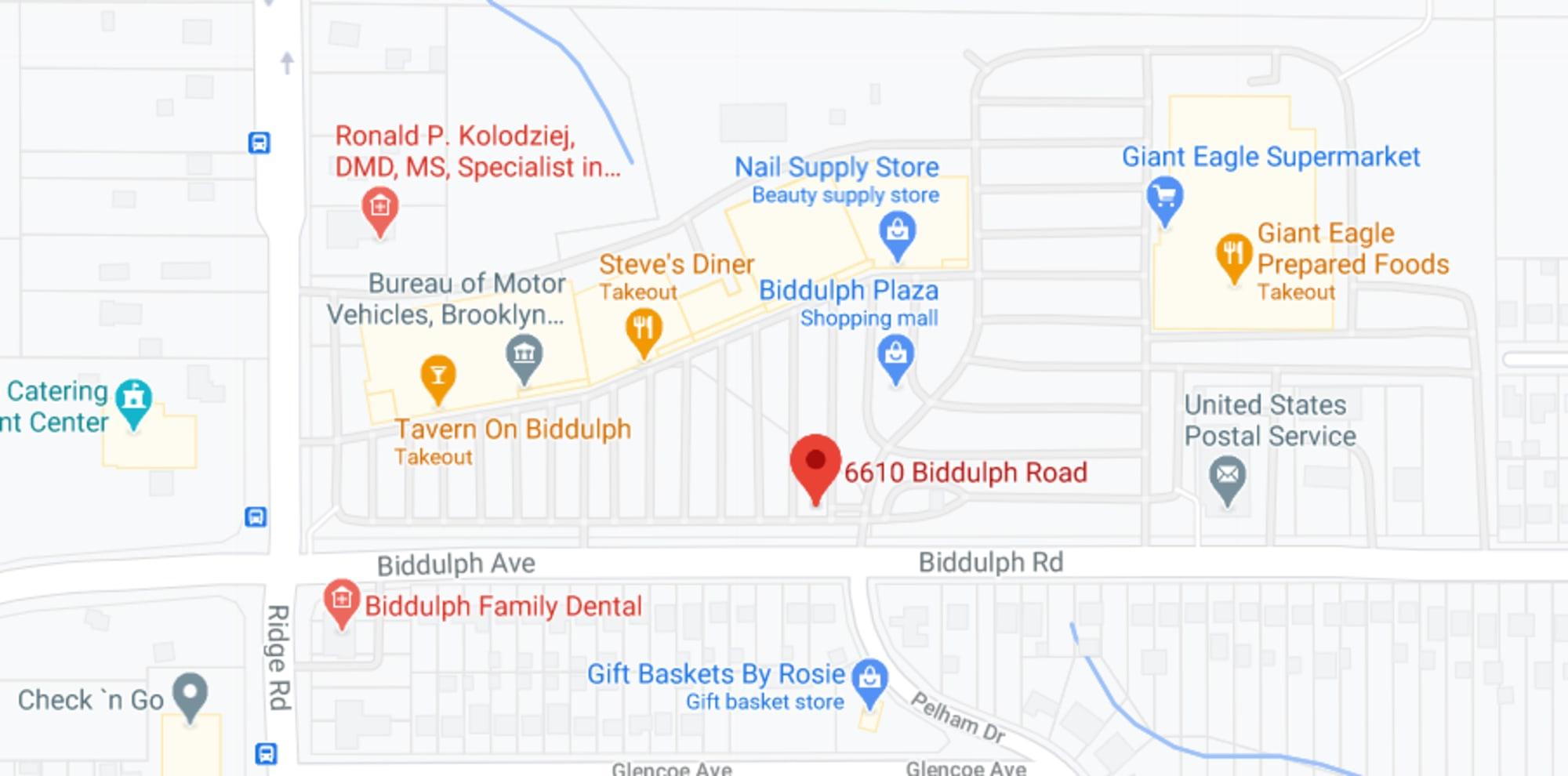 The Floor King - 6610 Biddulph Rd Brooklyn, OH 44144