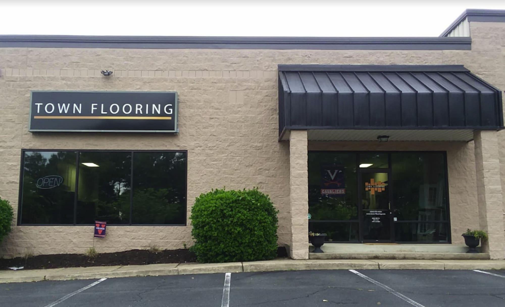 Town Flooring - 3285 Berkmar Dr Charlottesville, VA 22901