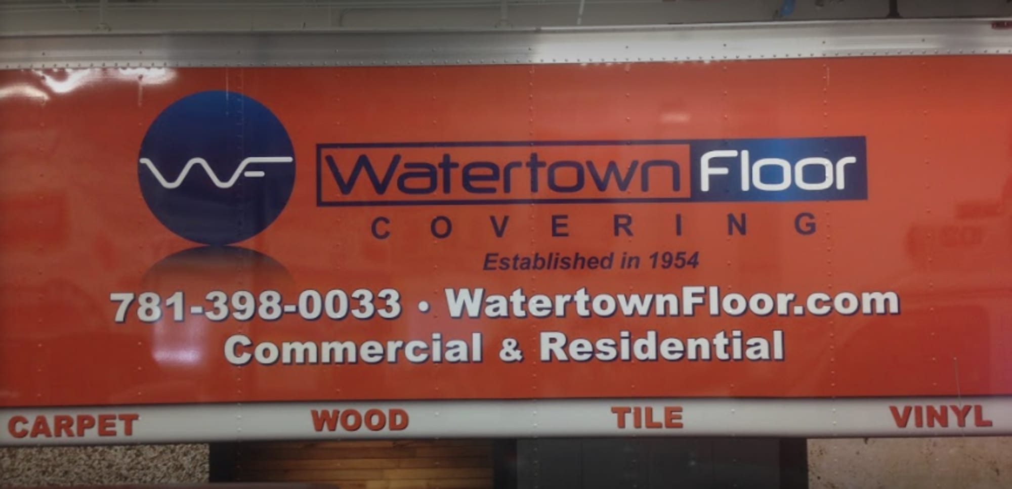 Watertown Floor Covering - 411 Waverley Oaks Rd Waltham, MA 02452