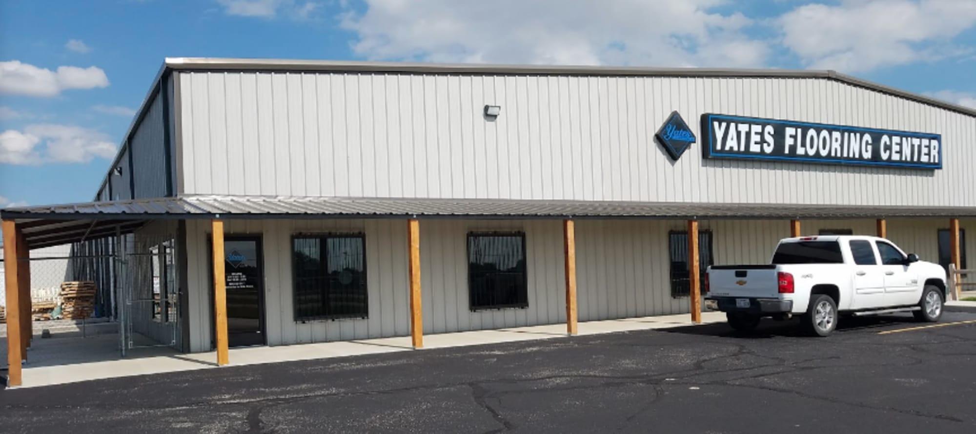 Yates Flooring - 14521 I-27 Amarillo, TX 79119