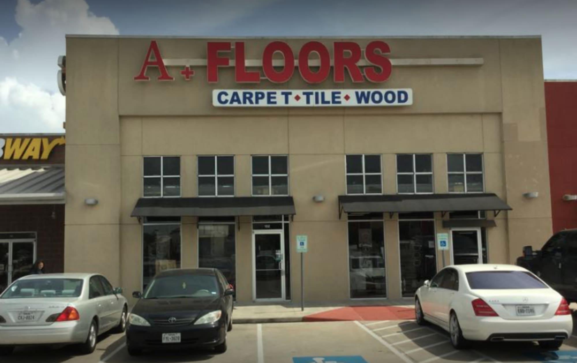 A+ Floors 4U - 7035 W Grand Pkwy S Richmond, TX 77407