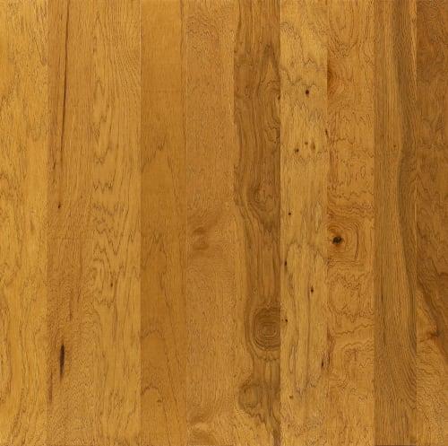 Brushed Suede in Buckskin - Hardwood by Shaw Flooring