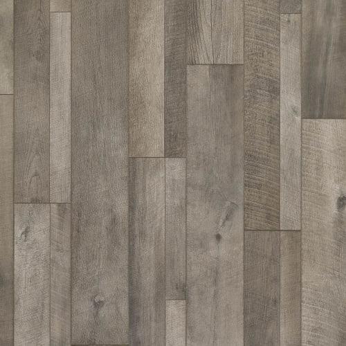 Restoration  Keystone Oak in Iron - Laminate by Mannington