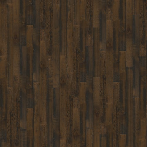 Rosedown Hickory in Bayou Brown - Hardwood by Shaw Flooring