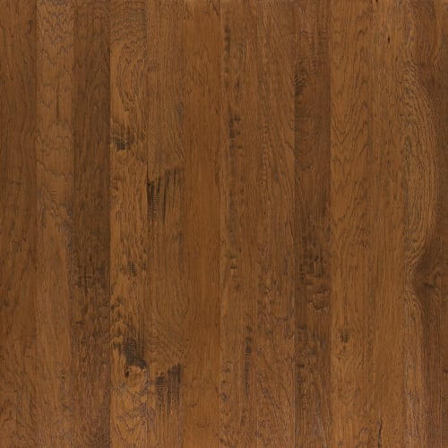 Pebble Hill Hickory 5 in Burnt Barnboard - Hardwood by Shaw Flooring