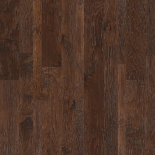 Sequoia Hickory Mixed Width in Three Rivers - Hardwood by Shaw Flooring