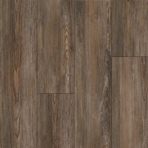 Rigid Core Elements in Uniontown Oak  Roasted Chestnut - Vinyl by Armstrong