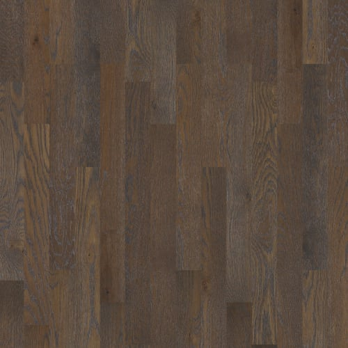 Homestead in Carbon - Hardwood by Shaw Flooring