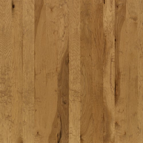 Pebble Hill Hickory 5 in Prairie Dust - Hardwood by Shaw Flooring