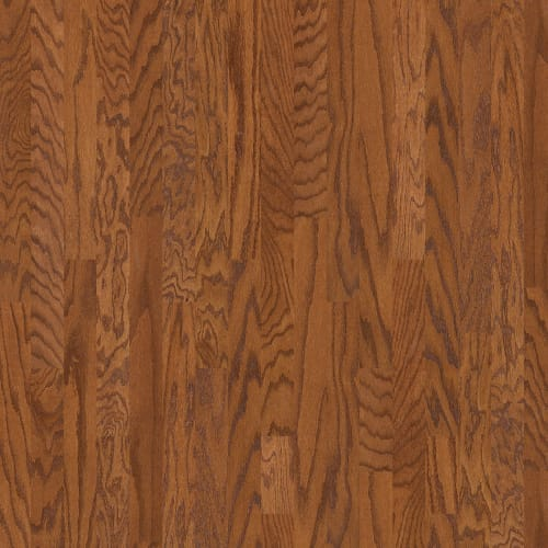 Gazebo Oak in Saddle - Hardwood by Shaw Flooring