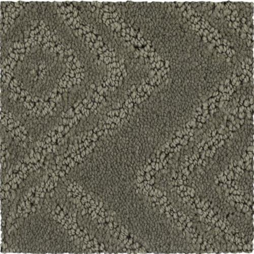Classic Frame in Briar Root - Carpet by Godfrey Hirst