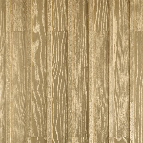 Inceptiv  Kubik in Gold - Hardwood by DuChateau