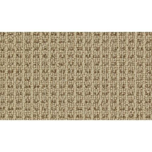Waffle 4 M in Sand - Carpet by Godfrey Hirst