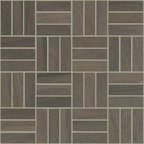 Voyage Mosaic in Brown - Tile by Shaw Flooring