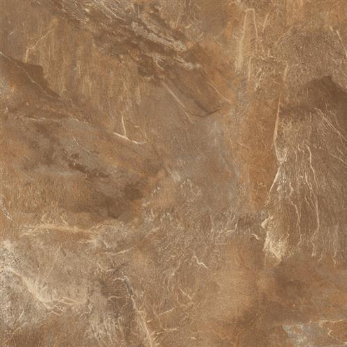 Duraceramic Origins  Village Slate in Tiger Eye - Vinyl by Congoleum