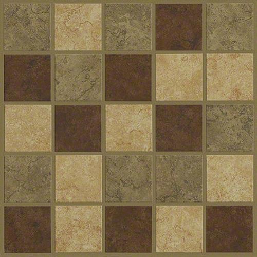 La Paz Mosaic in Dorado,chipotle,tierra - Tile by Shaw Flooring