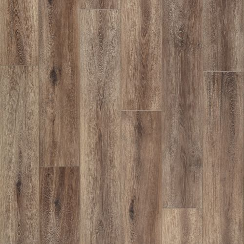 Restoration  Fairhaven in Brushed Coffee - Laminate by Mannington