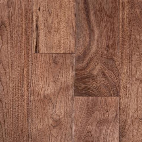 Garrison II Smooth in Walnut Natural - Hardwood by The Garrison Collection