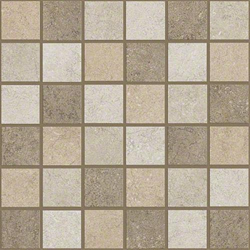 Room Scene of Nepal Mosaics - Tile by Shaw Flooring