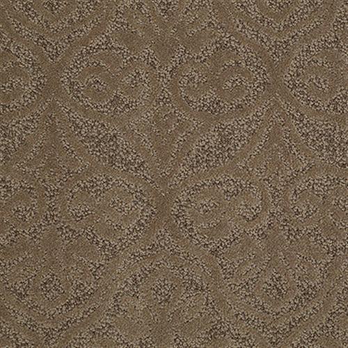 Room Scene of Cairo Desert - Carpet by Shaw Flooring