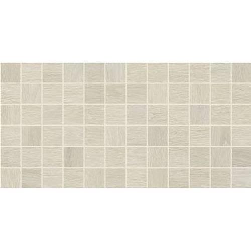 Emerson Wood in Ash White   Mosaic - Tile by Daltile
