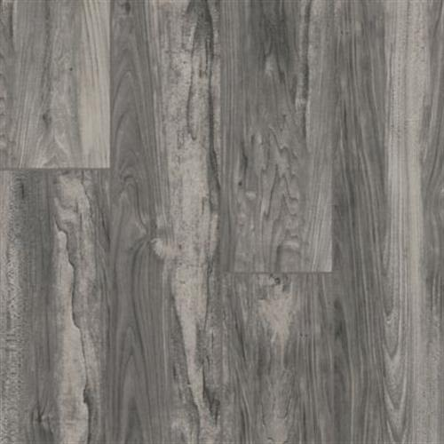 Alterna Plank in Established Goodness   Craftsman Steel - Vinyl by Armstrong
