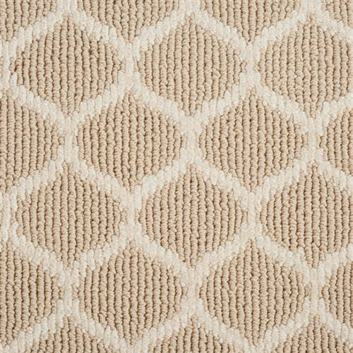 Atelier Icon   Legend Ogee in Champagne - Carpet by Stanton