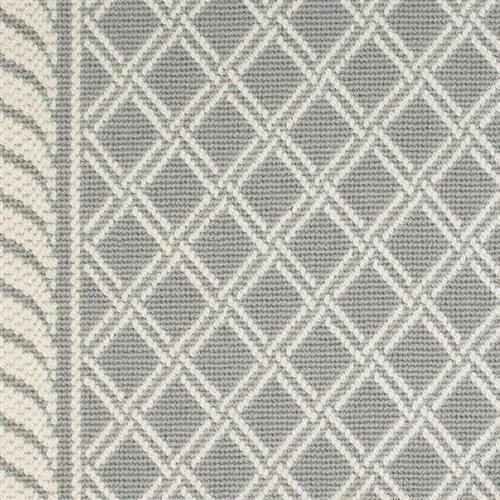 Phoenician II in Double Lattice   Sea Green - Carpet by Couristan