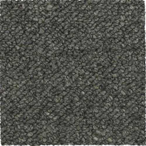Berber Vogue II in Charcoal - Carpet by Godfrey Hirst