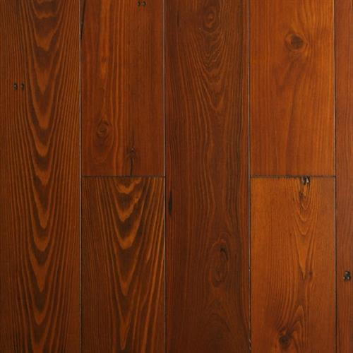 Marathons Sawn Face Wide Plank Collection in Distressed Antique Heart Pine Natural - Hardwood by Nuvelle