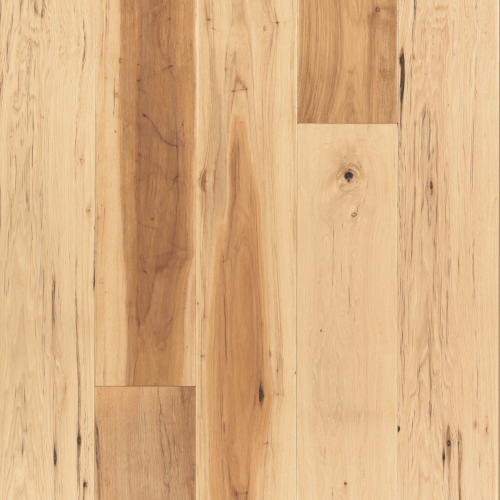 Homestead Ranch Hickory in Country Natural Hickory - Hardwood by Mohawk Flooring