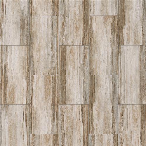 Realta   Tile in Granite   Stone - Vinyl by Mannington