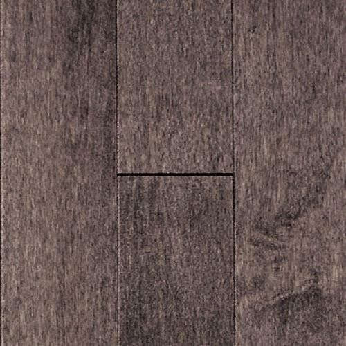 "Swatch for Graphite   4"" flooring product"