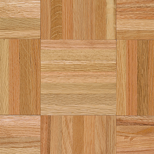 Urethane Parquet in Standard 12 - Hardwood by Armstrong (Bruce)