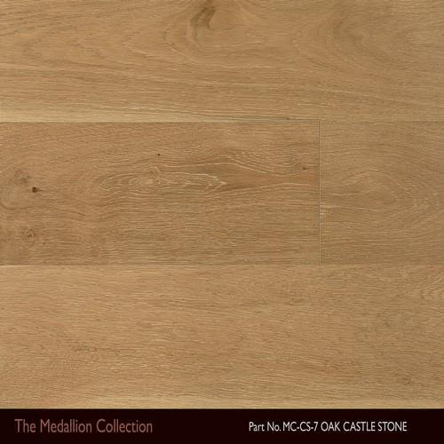 The Medallion Collection in Midnight - Hardwood by Naturally Aged Flooring